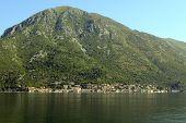 View At Boka Kotorska Bay, Montenegro