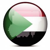 picture of sudan  - Vector Image  - JPG