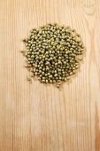 image of mung beans  - green mung beans  - JPG