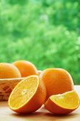 picture of orange  - Orange - JPG