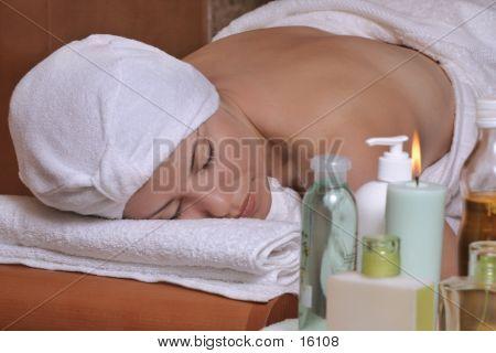 Aromatherapy Massage poster