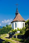 Chapel of St. Urban, Thann, Alsace, France