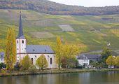 Piesport, Rheinland Pfalz, Germany