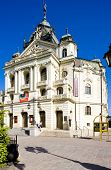 Theatre of J. Borodac, Kosice, Slovakia