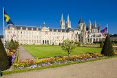 church of Saint Etienne, L'Abbaye Aux Hommes, Caen, Normandy, France