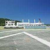 monument, Baracoa, Guantanamo Province, Cuba