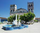 Nuestra Senora de la Asuncion Cathedral, Parque Central, Baracoa, Cuba