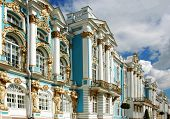 St Catherines Palace, St. Petersburg, Russia.