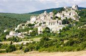 Simiane-la-Rotonde, Provence, France