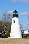 Lighthouse in Maryland