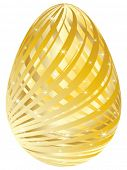 Easter egg  vector illustration