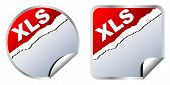 formato xls (imagen raster de vector)