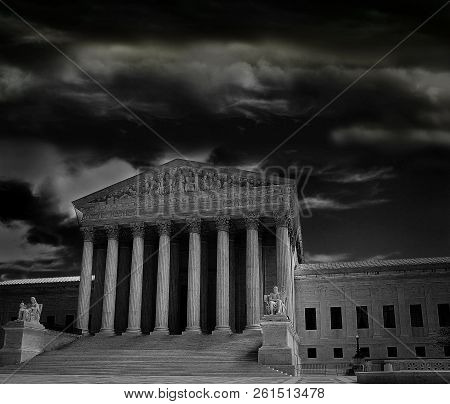 The Us Supreme Court In