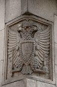 Travel in Russia. State Emblem