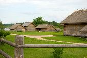 pic of farmworker  - Travel in Russia - JPG