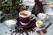 Bulletproof Coffee Recipe Keto. It Works Ketogenic Diet. poster