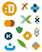 logo symbols kit