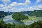 Amazing Meander Donau Schlinge