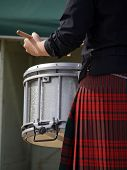 Lady Drummer's Hand