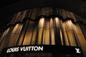 Louis Vuitton store at ION Orchard shopping mall in Singapore