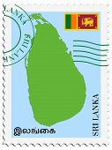 mail to/from Sri Lanka