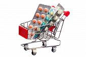Medicine In Trolley