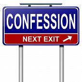 Постер, плакат: Признание концепции