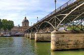 Bridge over river Seine