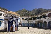 Beautiful Square At Chefchaouen