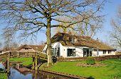 Giethoorn,the Netherlands
