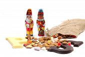 Dutch Sweets For ' Sinterklaas' Holiday