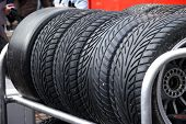 Stock Of Tire