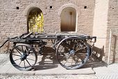 Antigo carrinho