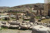 Ruins Of Palace