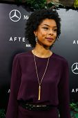 NEW YORK - MAY 29: Actress Sophie Okonedo attends the premiere of