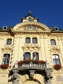 Town Hall Building In Szeged Hungary