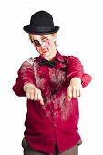 Walking Dead Zombie Woman