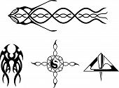 Diseños del tatuaje