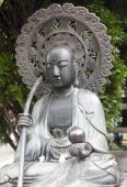 Budha With Parasol