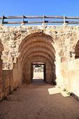 Entrance to the Hippodrome, Jerash