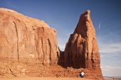 Monument Valley - Spearhead Point