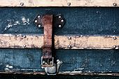 Antique Luggage Strap