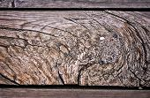 Weathered Deck Boards