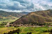 Village In Valle Sagrado