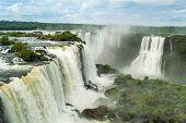 Iguazu In Brazil