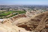 stock photo of jericho  - Jericho Holy Land - JPG