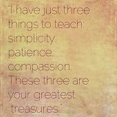 foto of taoism  - Inspirational quote by Lao Tzu  - JPG