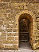 Puerta de Castillo