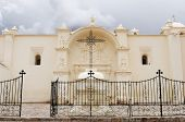 Colonial Church In Peru,