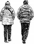 Walking Pair.eps